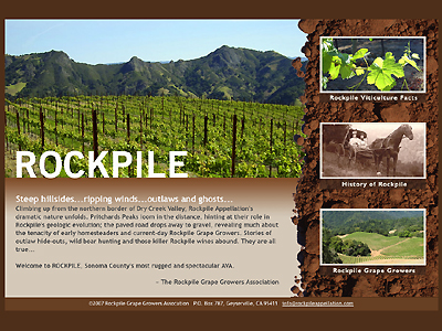 Rockpile Grape Growers Association